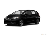 2017 Honda Fit EX-L NAVI   Photo 3   Crystal Black Pearl