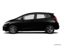 2017 Honda Fit SE | Photo 1 | Crystal Black Pearl