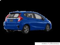 2017 Honda Fit SE | Photo 2 | Aegean Blue Metallic