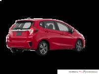 2017 Honda Fit SE | Photo 2 | Milano red