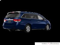 2017 Honda Odyssey EX-L NAVI | Photo 2 | Obsidian Blue Pearl
