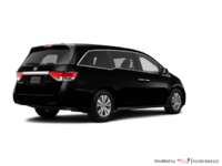 2017 Honda Odyssey EX-L NAVI | Photo 2 | Crystal Black Pearl