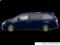 2017 Honda Odyssey EX-L RES | Photo 1 | Obsidian Blue Pearl