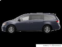 2017 Honda Odyssey EX-L RES | Photo 1 | Modern Steel Metallic
