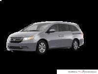 2017 Honda Odyssey EX-L RES | Photo 3 | Lunar Silver Metallic