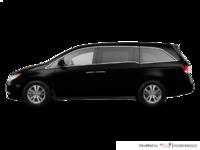 2017 Honda Odyssey EX-RES | Photo 1 | Crystal Black Pearl