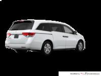 2017 Honda Odyssey LX | Photo 2 | White Diamond Pearl