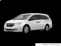 2017 Honda Odyssey LX | Photo 3 | White Diamond Pearl