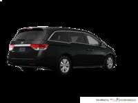 2017 Honda Odyssey SE | Photo 2 | Crystal Black Pearl