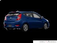 2017 Hyundai Accent 5 Doors SE | Photo 2 | Pacific Blue