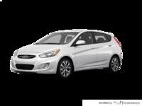 2017 Hyundai Accent 5 Doors SE | Photo 3 | Century White