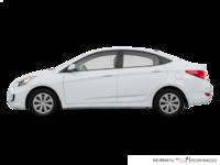 2017 Hyundai Accent Sedan LE | Photo 1 | Century White