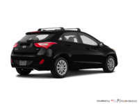 2017 Hyundai Elantra GT GL   Photo 2   Space Black