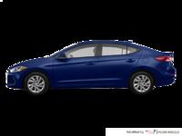 2017 Hyundai Elantra LE | Photo 1 | Coast Blue