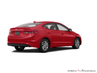 2017 Hyundai Elantra LE | Photo 2 | Fiery Red