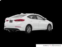 2017 Hyundai Elantra LE | Photo 2 | Ice White