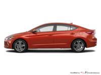 2017 Hyundai Elantra SE | Photo 1 | Phoenix Orange