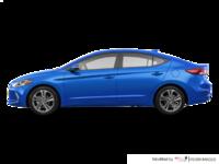 2017 Hyundai Elantra SE | Photo 1 | Marina Blue