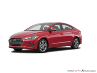 2017 Hyundai Elantra SE | Photo 3 | Fiery Red