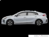 2017 Hyundai IONIQ electric LIMITED | Photo 1 | Platinum Silver