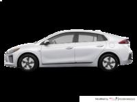 2017 Hyundai IONIQ BLUE | Photo 1 | Polar White