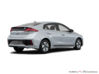 2017 Hyundai IONIQ BLUE | Photo 2 | Platinum Silver