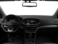 2017 Hyundai IONIQ LIMITED/TECH | Photo 3 | Black Leather/White