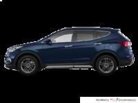 2017 Hyundai Santa Fe Sport 2.0T SE | Photo 1 | Marlin Blue