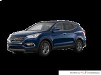 2017 Hyundai Santa Fe Sport 2.4 L PREMIUM | Photo 3 | Nightfall Blue