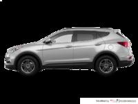2017 Hyundai Santa Fe Sport 2.4 L SE | Photo 1 | Sparkling Silver