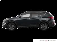 2017 Hyundai Santa Fe Sport 2.4 L SE | Photo 1 | Titanium Silver