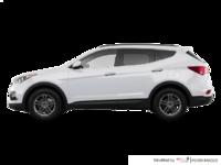 2017 Hyundai Santa Fe Sport 2.4 L | Photo 1 | Frost White Pearl
