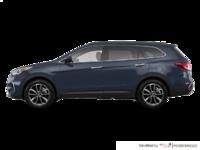 2017 Hyundai Santa Fe XL BASE | Photo 1 | Night Sky Pearl