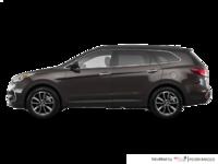 2017 Hyundai Santa Fe XL BASE | Photo 1 | Java Espresso