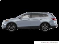 2017 Hyundai Santa Fe XL LUXURY | Photo 1 | Circuit Silver