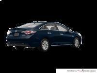 2017 Hyundai Sonata Hybrid BASE | Photo 2 | Blue