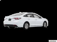 2017 Hyundai Sonata Hybrid BASE | Photo 2 | White