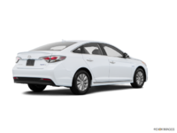 2017 Hyundai Sonata Hybrid | Photo 2 | White
