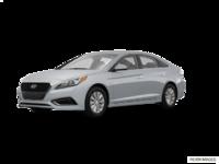 2017 Hyundai Sonata Hybrid BASE | Photo 3 | Silver
