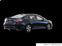 2017 Hyundai Sonata Hybrid LIMITED | Photo 2 | Blue