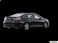 2017 Hyundai Sonata Hybrid LIMITED | Photo 2 | Black