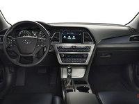2017 Hyundai Sonata Hybrid LIMITED | Photo 3 | Blue Leather