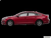 2017 Hyundai Sonata GL | Photo 1 | Venetian Red