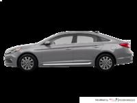 2017 Hyundai Sonata LIMITED | Photo 1 | Platinum Silver