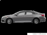 2017 Hyundai Sonata SPORT TECH   Photo 1   Polished Metal