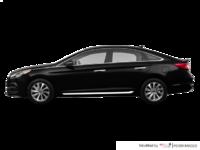 2017 Hyundai Sonata SPORT TECH   Photo 1   Black Pearl