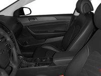 2017 Hyundai Sonata SPORT TECH   Photo 1   Black Leather/Cloth