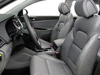 2017 Hyundai Tucson 2.0L LUXURY | Photo 1 | Grey Leather