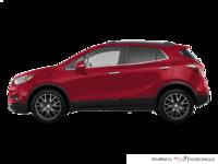 2018 Buick Encore SPORT TOURING | Photo 1 | Winterberry Red Metallic