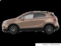 2018 Buick Encore SPORT TOURING | Photo 1 | Coppertino metallic